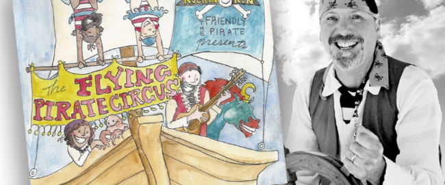 The <i>Friendly Pirate</i> Sing-along