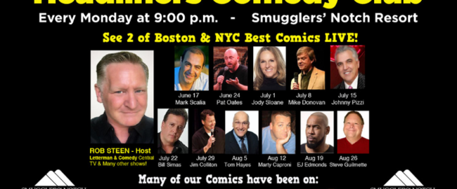 It's All About The Comedy featuring Steve Guillmette