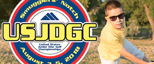 US Juniors Disc Golf Championship