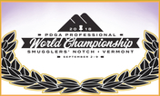 Professional Disc Golf World Championship