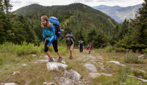 Outdoor Adventures at Smugglers' Notch Vermont