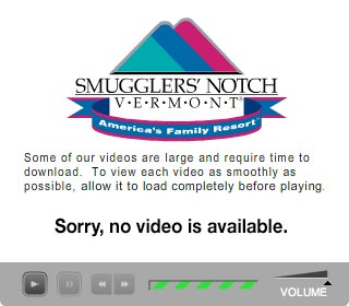 Smugglers Notch Videos