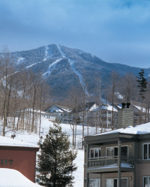 Best ski resorts in vermont for families