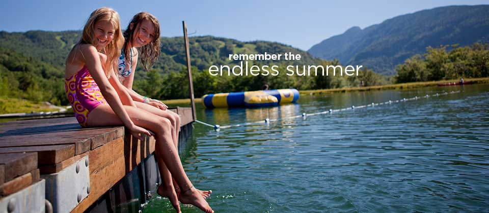Remember the endless summer