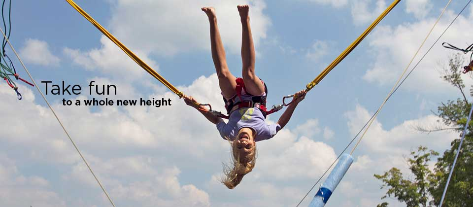 Take fun to a whole new height