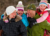 Get the best Winter vacation deal for your family!