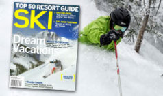 Rated #1 by the Experts - Your Fellow Skiers