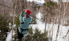 Year-round Zip Line Canopy Tours