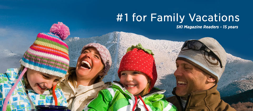 #1 for Family Programs - SKI magazine Readers - 13 years