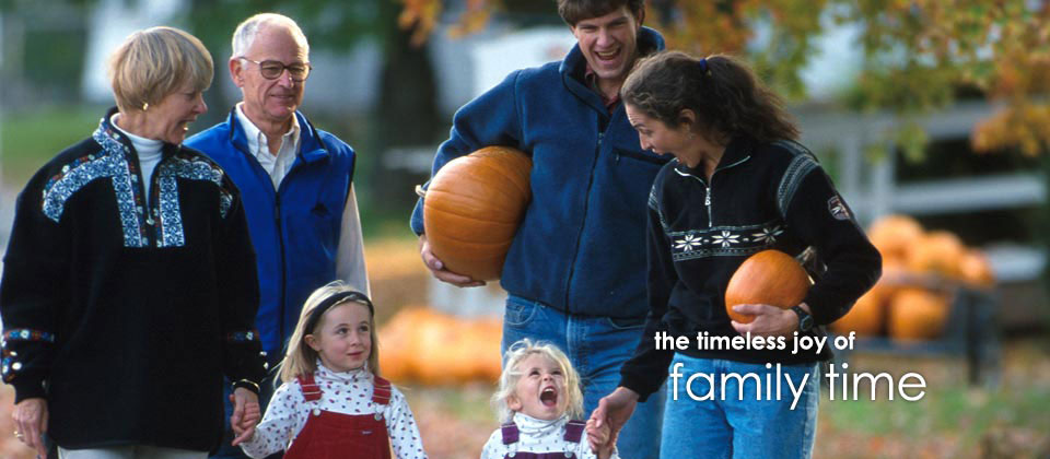 the timeless joy of family time