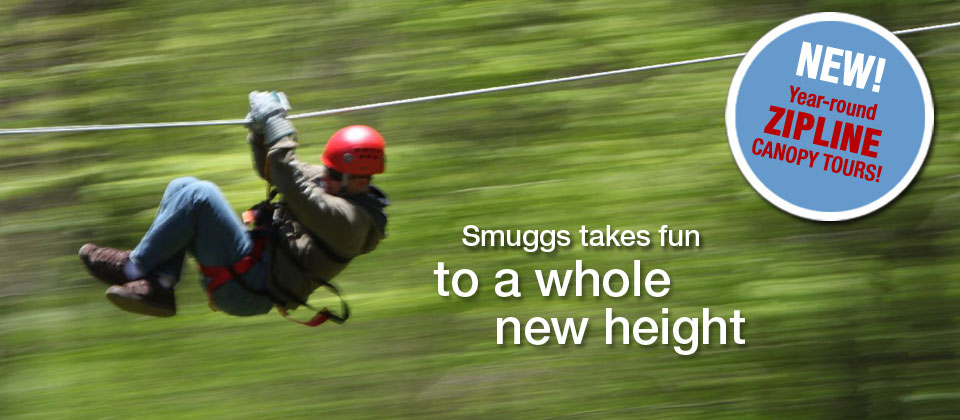 Smuggs takes fun to a whole new height