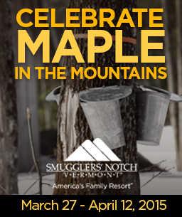 Smugglers' Notch Vermont MapleFest