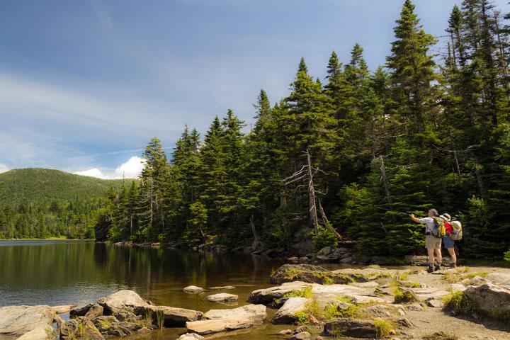 Sterling Pond Vermont