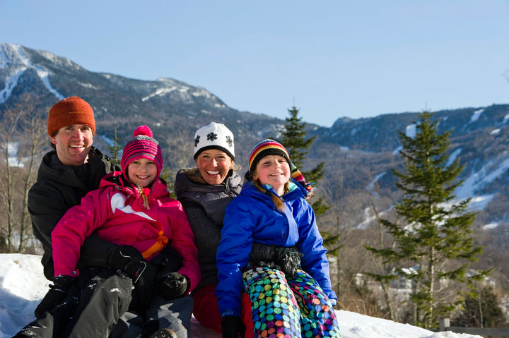 Planning tips for your winter holiday family vacation for Best family winter vacations