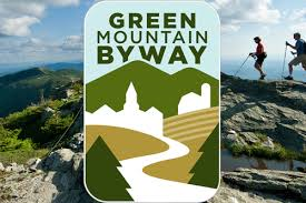 Green Mountain Byway Sign