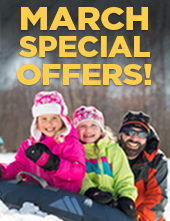 March special offers!