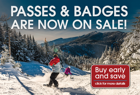 Passes and badges are on sale now! Buy early and save. Click for more details.