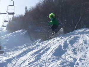 Hugh B jump liftline