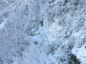 ice climb blog