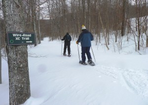 snowshoe blog
