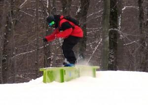 snowboard birch