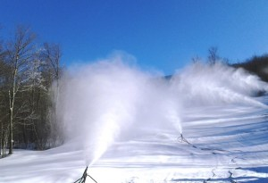 Dec 30th 2014 snowmaking highlands
