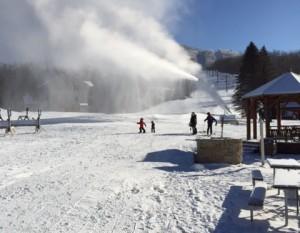 Snowmaking Morse