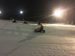 Mini Snowmobiles 2.25.2016
