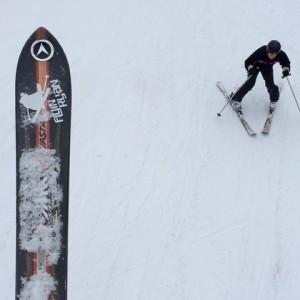 Flyin Ryan ski