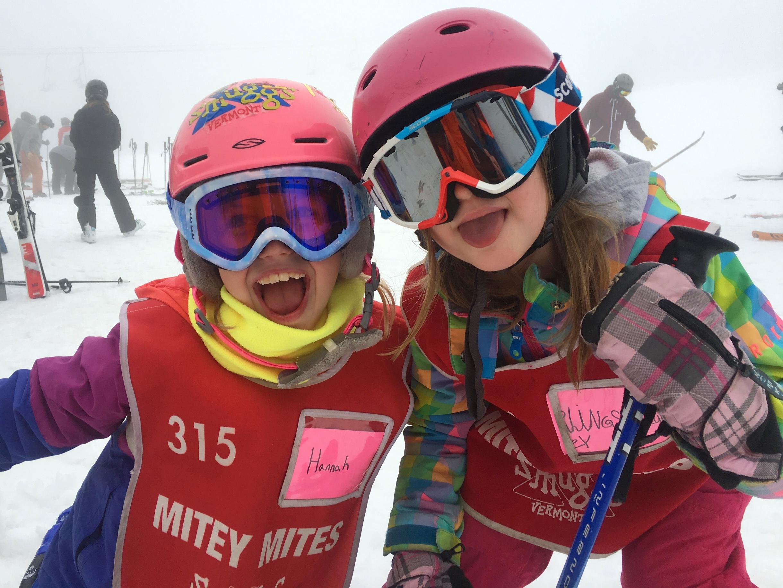 Small Ski Goggles