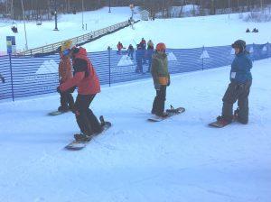 snowboard-bend-knees