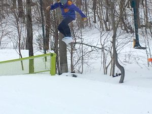 rail jump