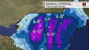 snowfall map