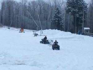 snowmakers