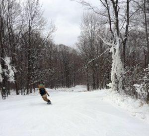 BBB on Snow Snake