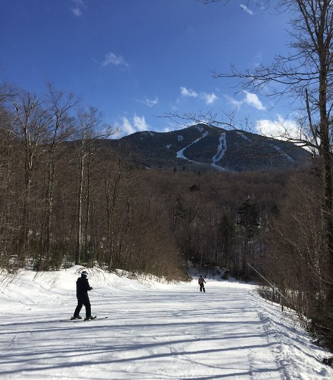 hugh's views - smugglers' notch vermont