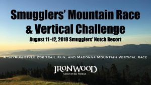 Mountain Challenge Race