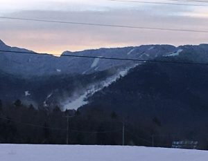 Daybreak Snow make
