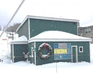 Wreathed in Snow