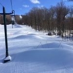 Moguls on Morse Mountain January 31, 2017