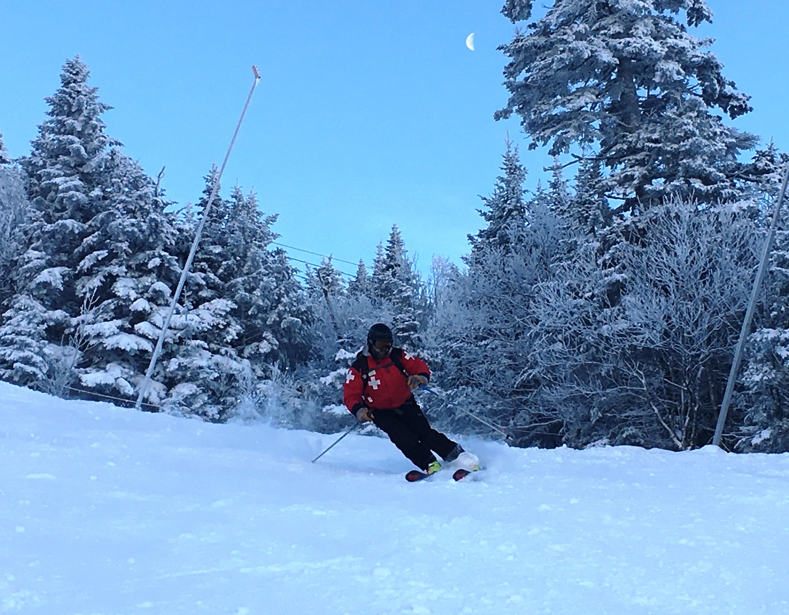 Ski Patrol January 20, 2017