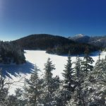 Panoramic of Sterling Pond December 19, 2016