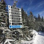 Madonna Mountain Trail Sign