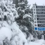 Madonna Trail Sign