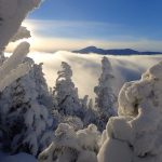 Sea of Clouds with Mount Mansfield