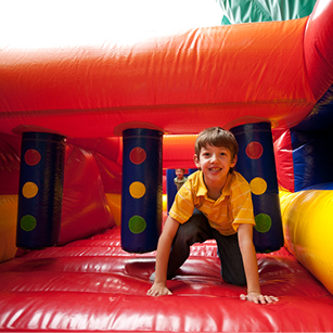 FunZone Obstacle Course