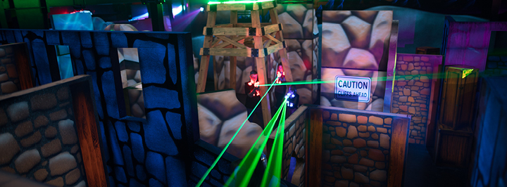 Smugglers' Notch FunZone 2.0 Arcade And Laser Tag