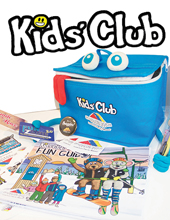 Kids' Club Weeks
