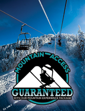Mountain Access Guaranteed