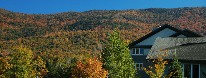 Fall Foliage at Smuggs
